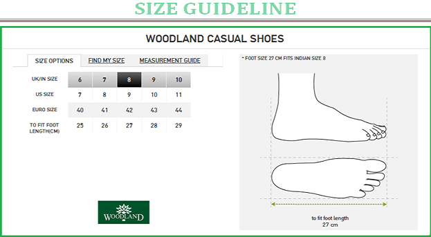 Size Guideline