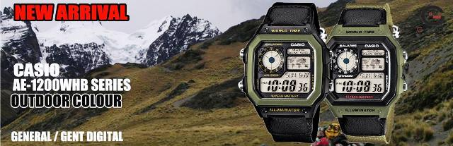 Picture for category Digital Watches