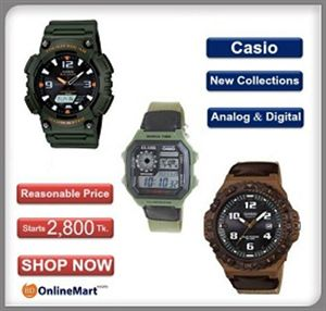 Picture of LeftTop-Casio