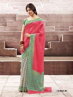 Picture of Art silk Saree-20014