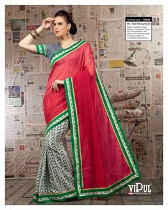 Picture of Art silk Saree-10323