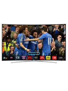 Picture of SAMSUNG 48 INCH H 8000 CURVED SCREEN 3D TV