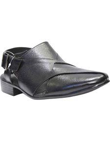 Picture of Egoss Black Sandal 16002