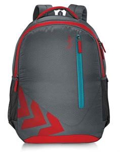 Picture of SKYBAGS PIXEL 02 BACKPACK GREY