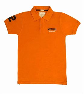 Picture of Woodland Polo WDL0216 Orange