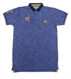 Picture of Woodland Polo WDL0316 Navy Blue