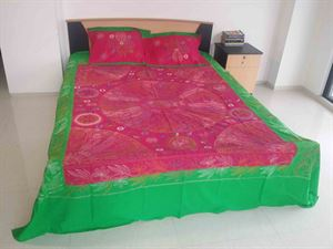 Picture of Nakshi Bed Cover-code:BS-72