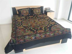 Picture of Nakshi Bed Cover-code:BS-70