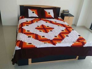 Picture of Shoto-Tali Bed Cover-code BS-64