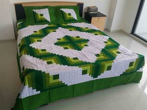 Picture of Shoto-Tali Bed Cover-code BS-65