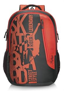 Picture of SKYBAGS PIXEL PLUS 01 BACKPACK RED