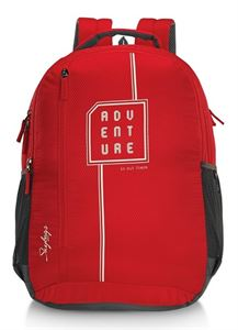 Picture of SKYBAGS PIXEL 01 BACKPACK RED