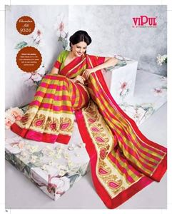 Picture of Art silk Saree-9326