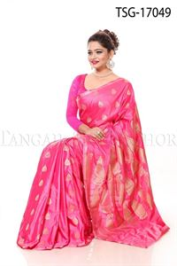 Picture of Buty Katan Saree - TSG - 17049