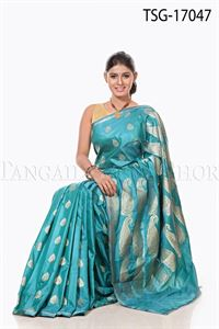 Picture of Buty Katan Saree - TSG - 17047