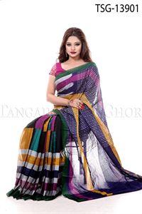Picture of Gas Silk Saree - TSG - 13901