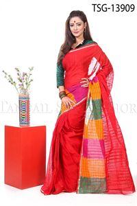 Picture of Gas Silk Saree - TSG - 13909