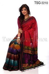 Picture of Gas Silk Saree - TSG - 2210