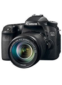 Picture of Canon EOS 70D - Body Only