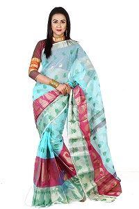 Picture of Half Silk Saree - MJS-112