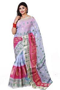 Picture of Half Silk Saree - MJS-113