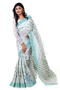 Picture of Cotton Saree - MJS-114