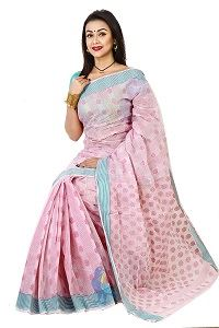 Picture of Cotton Saree - MJS-115