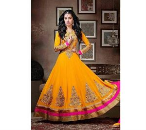 Picture of Indian Designer Salwar Kameez (Replica)