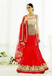 Picture of  Indian Designer Lehenga (Replica)