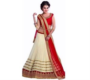 Picture of Indian Designer Lehenga (Replica) 03