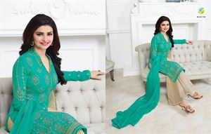 Picture of Exclusive Indian Designer Salwar Kameez (Replica) 02