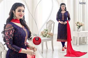 Picture of  Exclusive Indian Designer Salwar Kameez (Replica) 07
