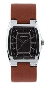 Picture of Sonata Men's Watch - 7998Sl02
