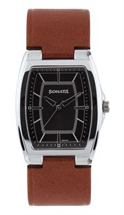 Picture of Sonata Men's Watch - 7998Sl02