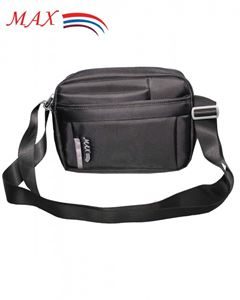 Picture of Max Shoulder Bag M-290 - BLACK
