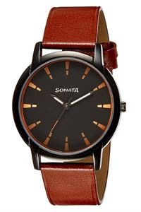 Picture of Sonata Men's Watch - 77031NL01