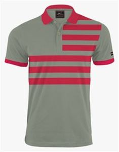 Picture of Men's Polo Shirt-AF-0112