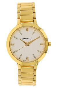 Picture of Sonata Women's Watch - 8141YM01