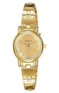 Picture of Sonata Women's Watch - 8976YM03