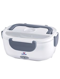 Picture of WALTON Electric Lunch Box WELB-RB02 - Gray/White