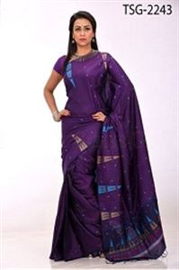 Picture of Soft Silk Saree - TSG - 2243