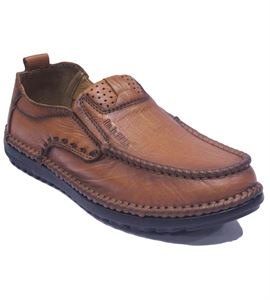 Picture of  Men's Leather Casual MCS- 77734