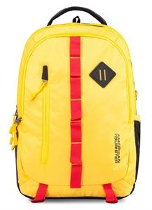 Picture of American Tourister Buzz 2015 Backpack - Yellow (Buzz-01-Yel)