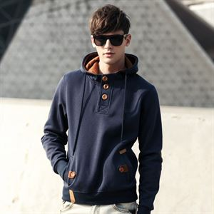 Picture of Men's Hoodies ES-905