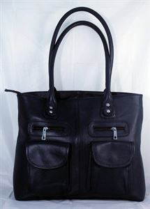 Picture of Leather Hand bag-LHB 118 Back
