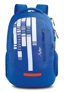 Picture of SKYBAGS Lazer 02 Laptop Backpack Blue