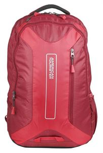 Picture of American Tourister Acro 01 37 L Laptop Backpack (Red)