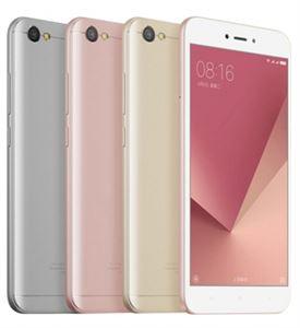 Picture of Xiaomi Redmi Note 5A Prime - Grey/Gold/Rose Gold