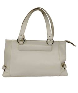 Picture of Women's Leather Handbag-LHB-302-White