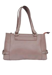 Picture of Women's Leather Handbag-LHB-302-Peach